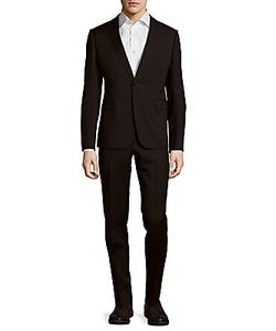 Canali | Two-Button Wool Suit