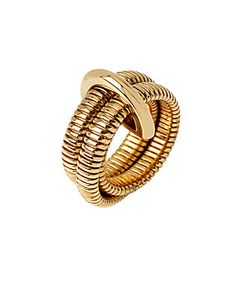 Diane von Furstenberg | Grand Prix Double Snake Ring