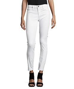 AG Adriano Goldschmied | Cotton-Blend Solid Jeans