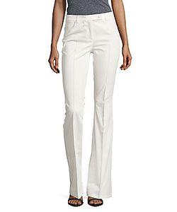 Akris | Milton Solid Cotton Trousers