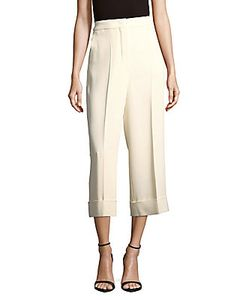 Sportmax | Armonia Cropped Wide-Leg Pants