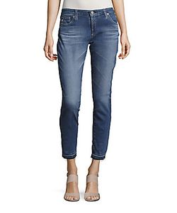 AG Adriano Goldschmied | Whiske Ankle-Length Jeans