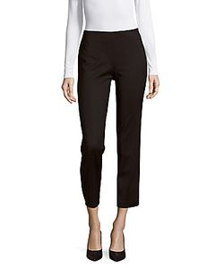 M Missoni | Tapered Solid Cropped Pants