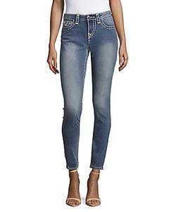 True Religion | Faded Skinny Jeans