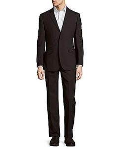 English Laundry | Wool Two-Button Suit