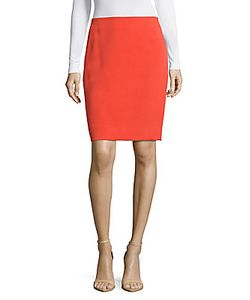 Akris | Solid Pencil Skirt