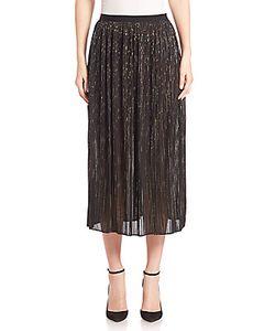 Rosetta Getty | Plisse Skirt
