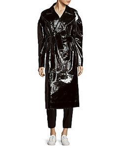 Lanvin | Double-Breasted Trench Coat