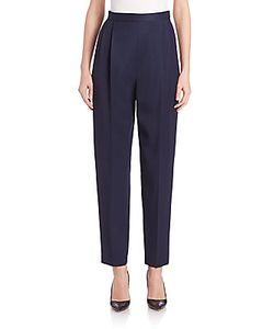 The Row | Sea Pleat-Front Wool Pants