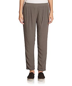 James Perse | Crepe Slouch Pants