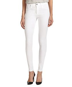AG Adriano Goldschmied | Farrah High-Rise Skinny Jeans