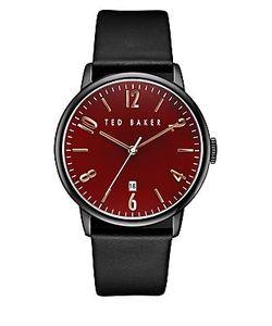 Dolce & Gabbana   Daniel Round Analog Watch