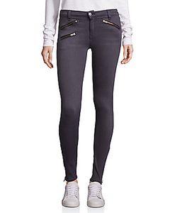 Rag & Bone   Skinny Jeans With Zippers
