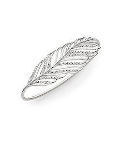 Rebecca Minkoff   Feather Palm Cuff