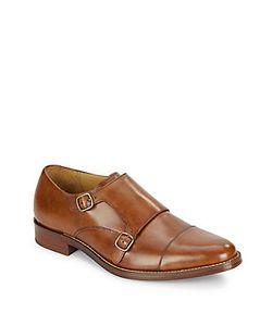 Cole Haan | Madison Cap Toe Monk Strap Shoes