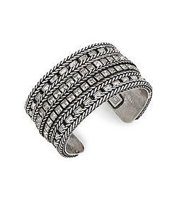 Dannijo | Soni Swarovski Crystal Cuff Bracelet