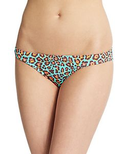 Ondademar | Leopard Print Bikini Bottom