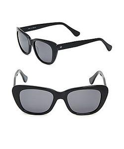 Halston | 53mm Cats Eye Sunglasses