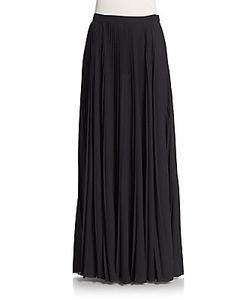 Tess Giberson | Long Pleated Skirt