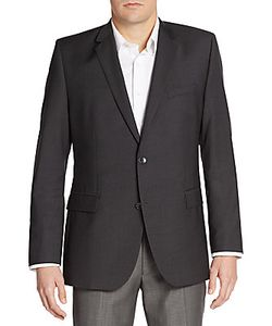 Hugo Hugo Boss | Regular-Fit Aerins Virgin Wool Sportcoat