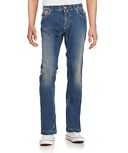 Billionaire Boys Club | Stone Wash Straight-Leg Jeans
