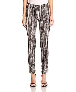 Donna Karan | Slim Printed Pants