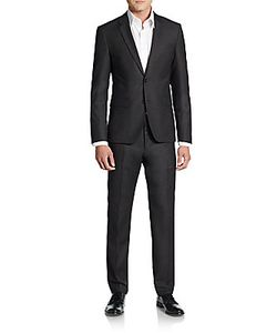 Hugo Hugo Boss | Regular-Fit Wool Suit
