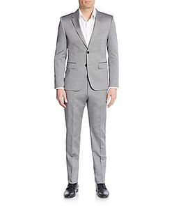 Hugo Hugo Boss | Regular-Fit Cotton Mohair Suit
