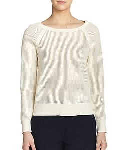 Rag & Bone | Shelby Perforated Pullover