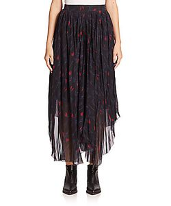 Thakoon | Sunburst Pleated Skirt