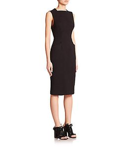 Proenza Schouler | Wool Suiting Sheath