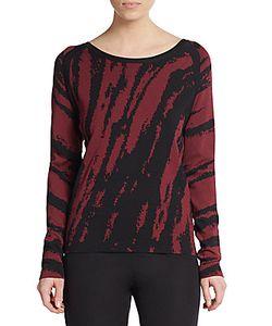 Ohne Titel | Core Jacquard Pullover