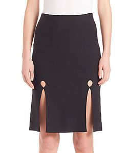 Alexander Wang | Front Keyhole Pencil Skirt