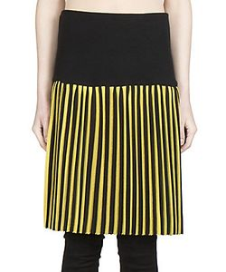 Givenchy | Pleated Striped Skirt