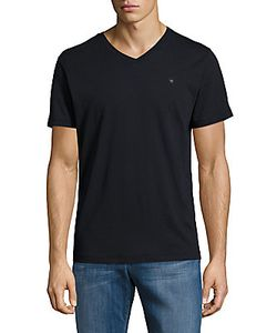 Diesel | Solid V-Neck T-Shirt