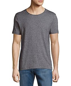 Vince | Rustic Moul Cotton Heathered Tee