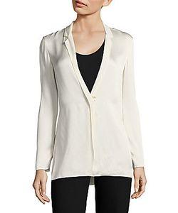 Lanvin | Solid Long-Sleeve Jacket