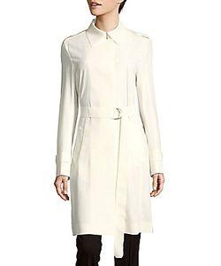 Akris | Long-Sleeve Spread-Collar Jacket