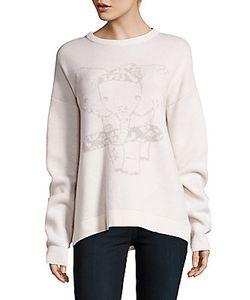 Baja East | Cashmere Printed Sweater
