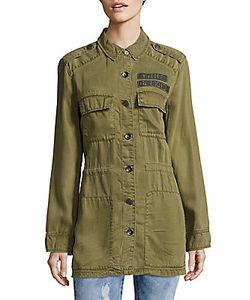 True Religion | Long Sleeve Military Jacket