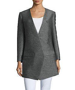 Lanvin | Textured Long-Sleeve Jacket