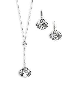 SWAROVSKI | Via Necklace Earrings Set