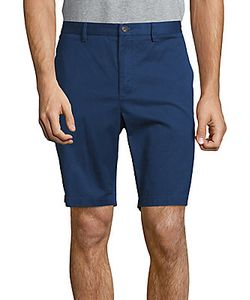 Michael Kors | Slim-Fit Cotton-Blend Shorts