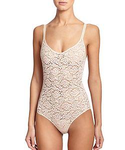HANRO   Messina Lace Bodysuit