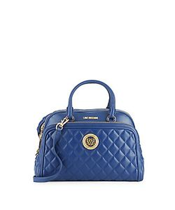Love Moschino | Quilted Dome-Shaped Crossbody Bag
