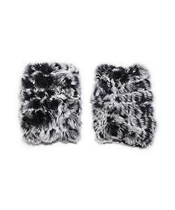 Jocelyn | Fur Fingerless Gloves