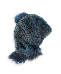 Jocelyn | Dyed Mink Fur Cap