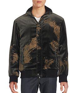 Etro | Printed Silk Jacket