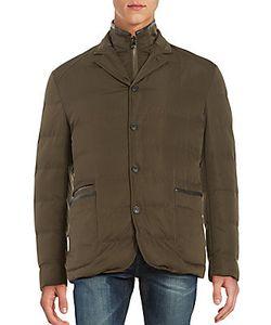 Corneliani | Quilted Puffer Jacket