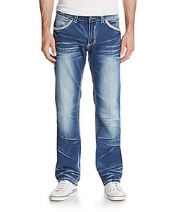 Affliction | Ace Diamond Straight Leg Jeans
